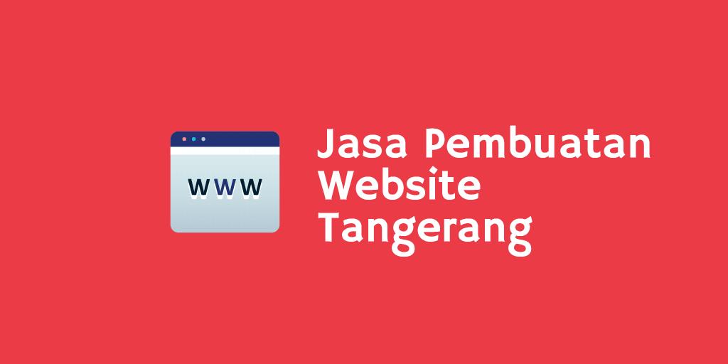 jasa pembuatan website tangerang